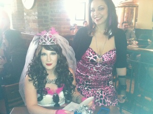Big Fat Gypsy Wedding gals