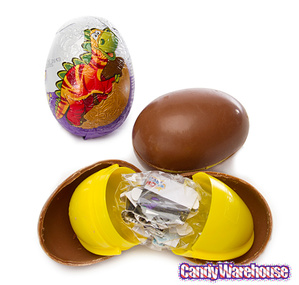 Choco treasure eggs - look like a cheap alternative to me :)