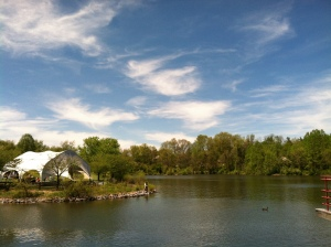 Centennial Park, Columbia