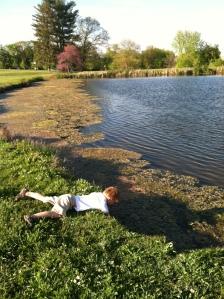 Spot of fishing!