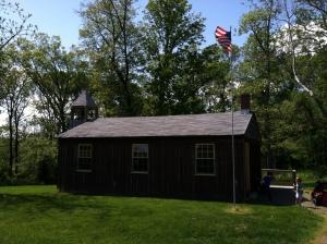 An old schoolhouse