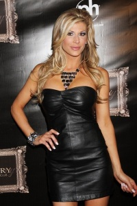 This is a real Desperate Housewife in REAL LEATHER for the man who was searching for one :)