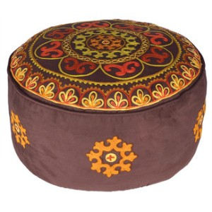 Ottoman, hassock or poof - you choose