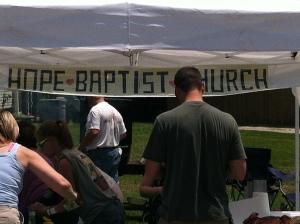 And church stuff too