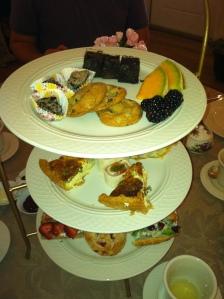 Joyous platter!