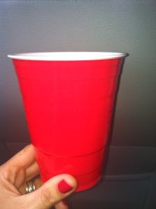 A Solo cup