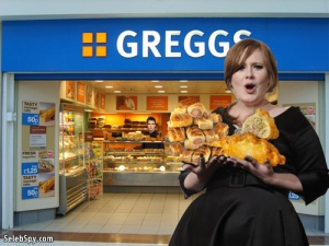 ....but the USA does not need this (Greggs, not Adele :) )