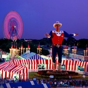 Texas State Fair....you have a lot to answer for!