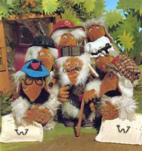 Thank you Wombles!