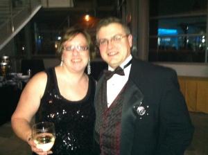 Kirsten, and her husband, Luke