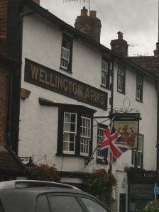 A British pub in Marlborough