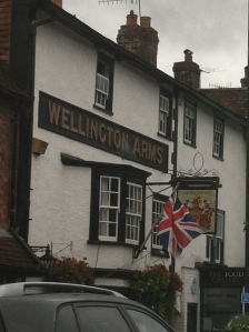 A British pub in Marlborough