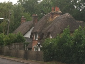 A thatched cottage - delightful!
