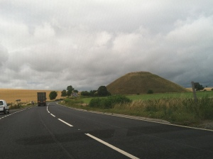 Silbury Hill - no idea what it's for!