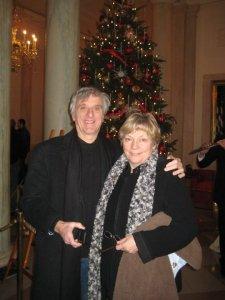 Brian and Jennifer