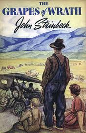 He was a clever clogs, that Mr Steinbeck