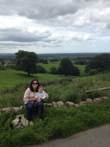 Jane in the UK countryside