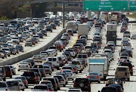Woa! The LA roads....