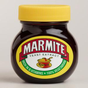Yey, marmite!