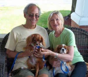 Judy, Alan, Sadie and Harry :)