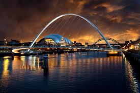 Tyneside...