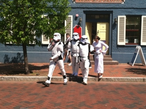 Annapolis pub crawl - a fab town and a memorable event!