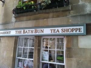 A Tea Shoppe!