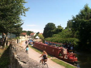 The quintessential British canal
