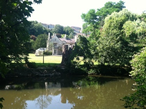 A house on the River Avon