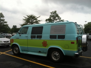 Gone to get Scooby Snacks?
