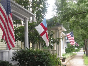 America pride - it's everywhere