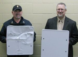 How a bulletproof whiteboard can save lives
