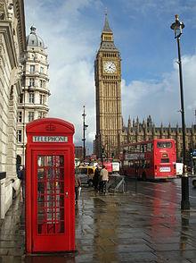 London, innit
