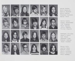 How times have changed since this yearbook!