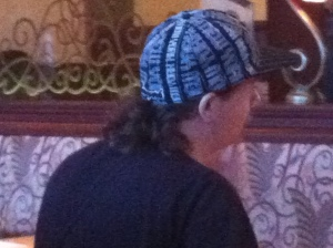The offending mullet