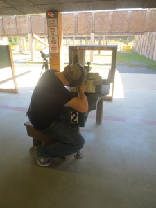 Expert shooter ;)