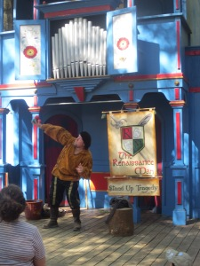 Some 'traditional' theatre