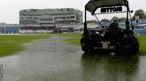 That'll be the cricket cancelled then