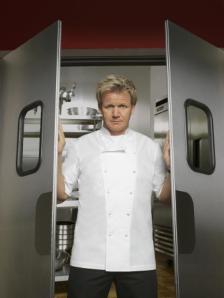 Gordon, don't do any more commercials, please.