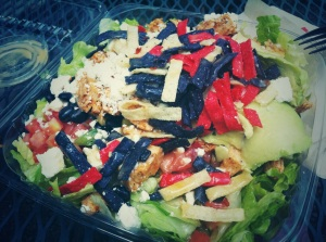 Salad southern style