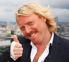 A very British sense of humour, Keith Lemon