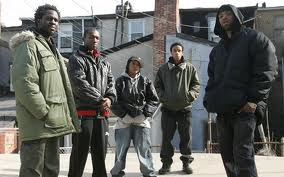 The Wire, set in Baltimore