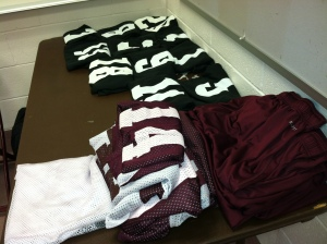 Locker room kits