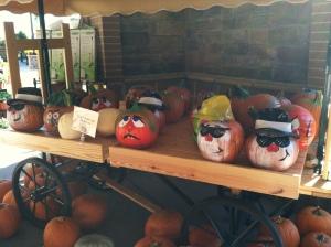 Blues Brothers Pumpkins...