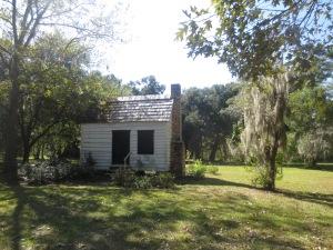 A slave cabin