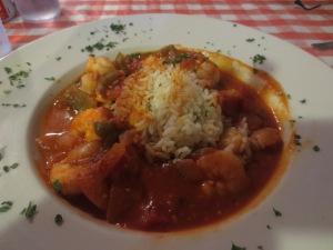 I wanted Creole Shrimp. I got it!