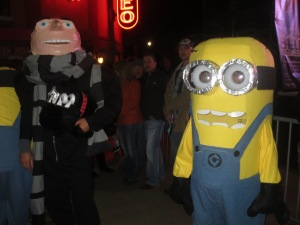 Despicable Me rocked