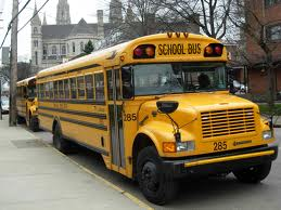 The USA school bus