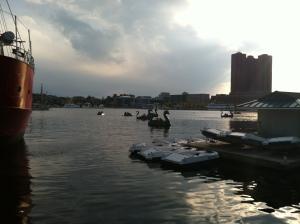 Baltimore Inner Harbour/Habor