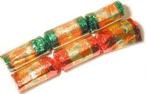 The delightful British Christmas cracker